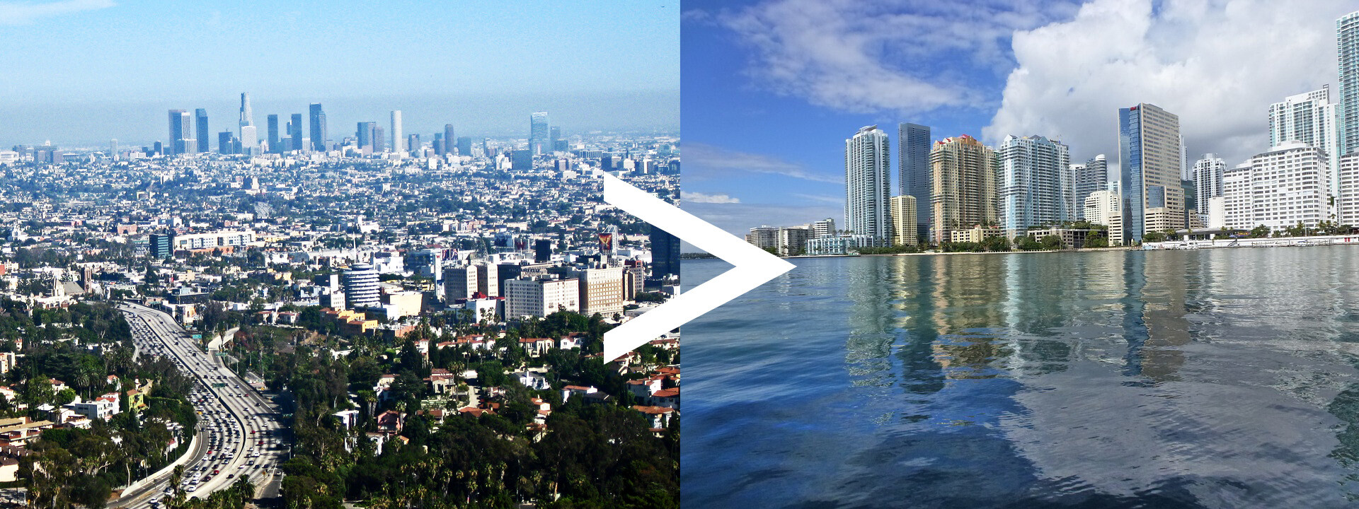 Miami florida to new york city auto transport national for New york city to los angeles