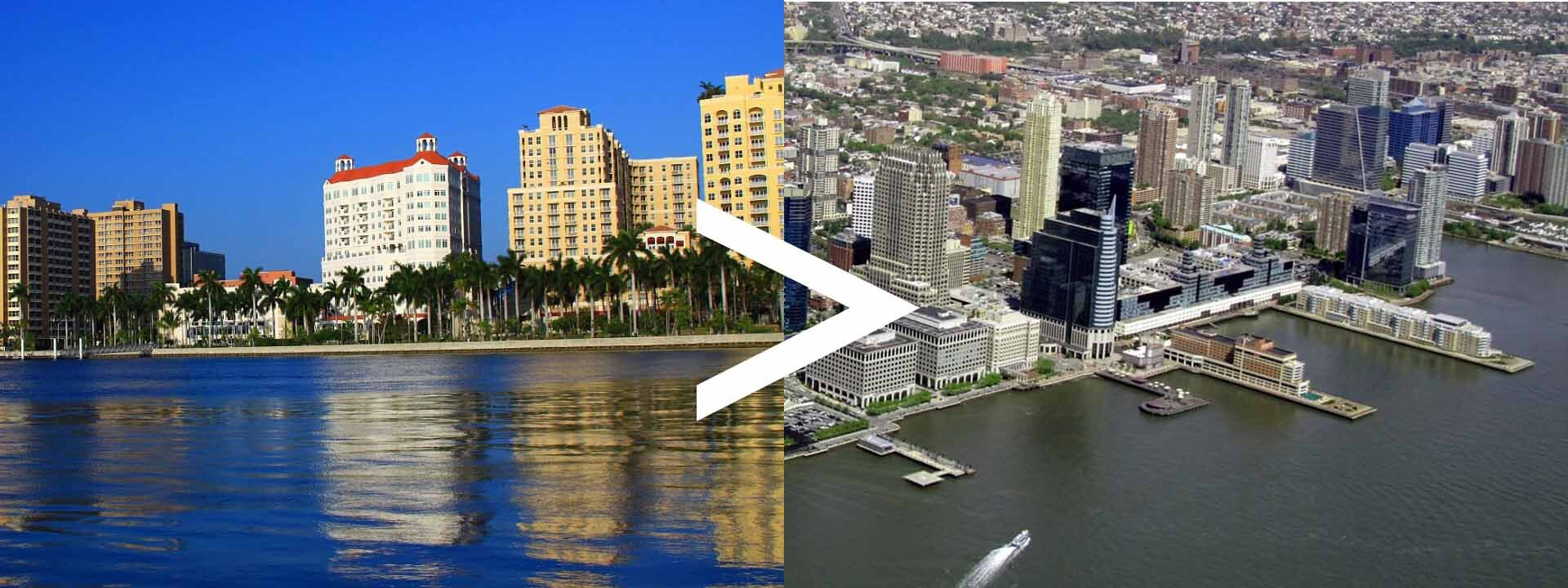 Florida to New Jersey Auto Transport
