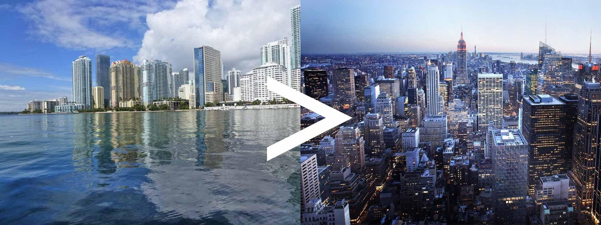 Florida to New York Auto Transport