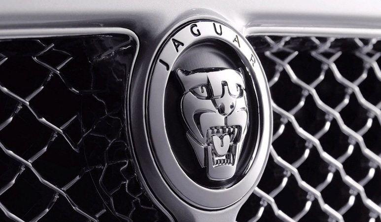 jaguar grill logo transport a jag
