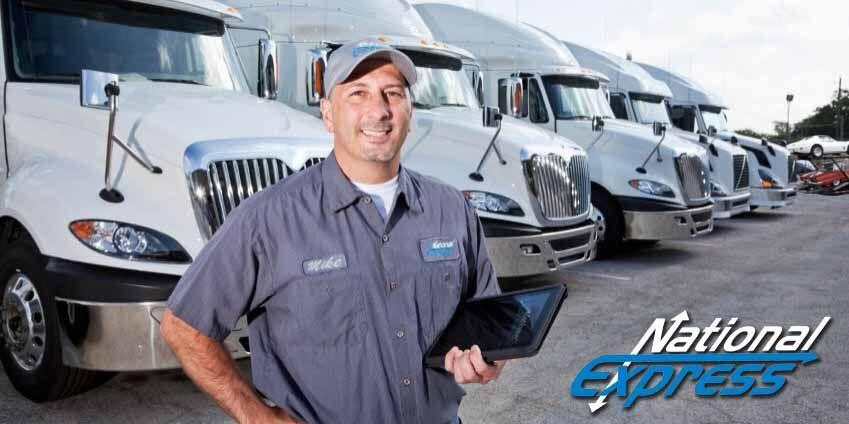 Auto Transport Services Driver and Truck