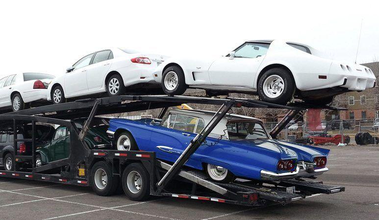 Vehicle Models Transport Carrier