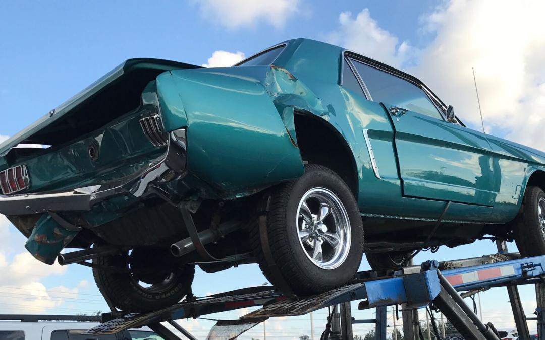 Ship a Car That Doesn't Run