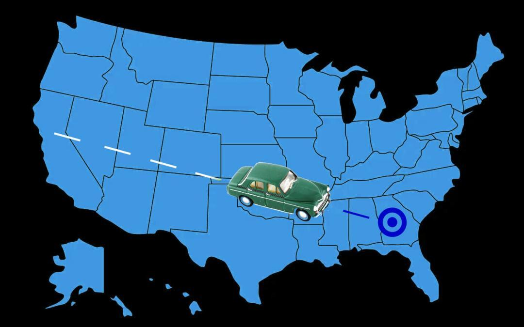 How much does it cost to ship a car to another state?