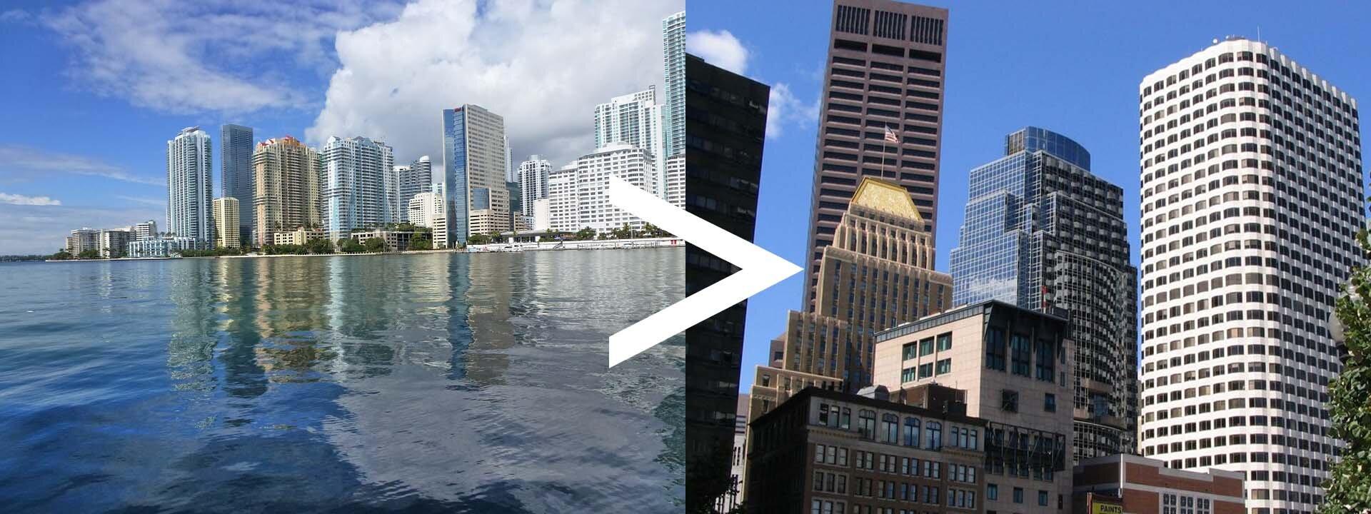 Florida to Massachusetts Auto Transport