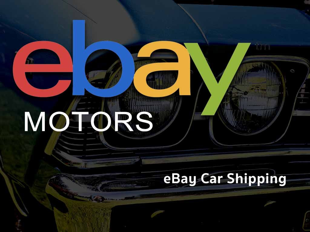 Ebay car shipping national express auto transport for Ebay motors shipping company