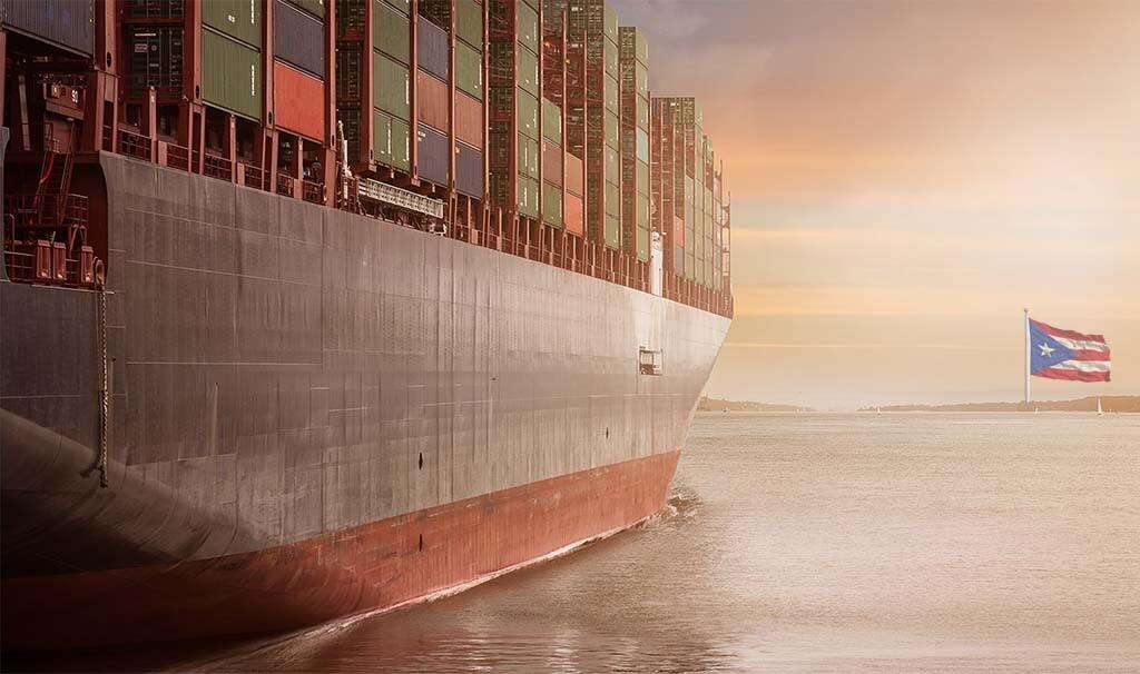 Ship a Car from Florida to Puerto Rico