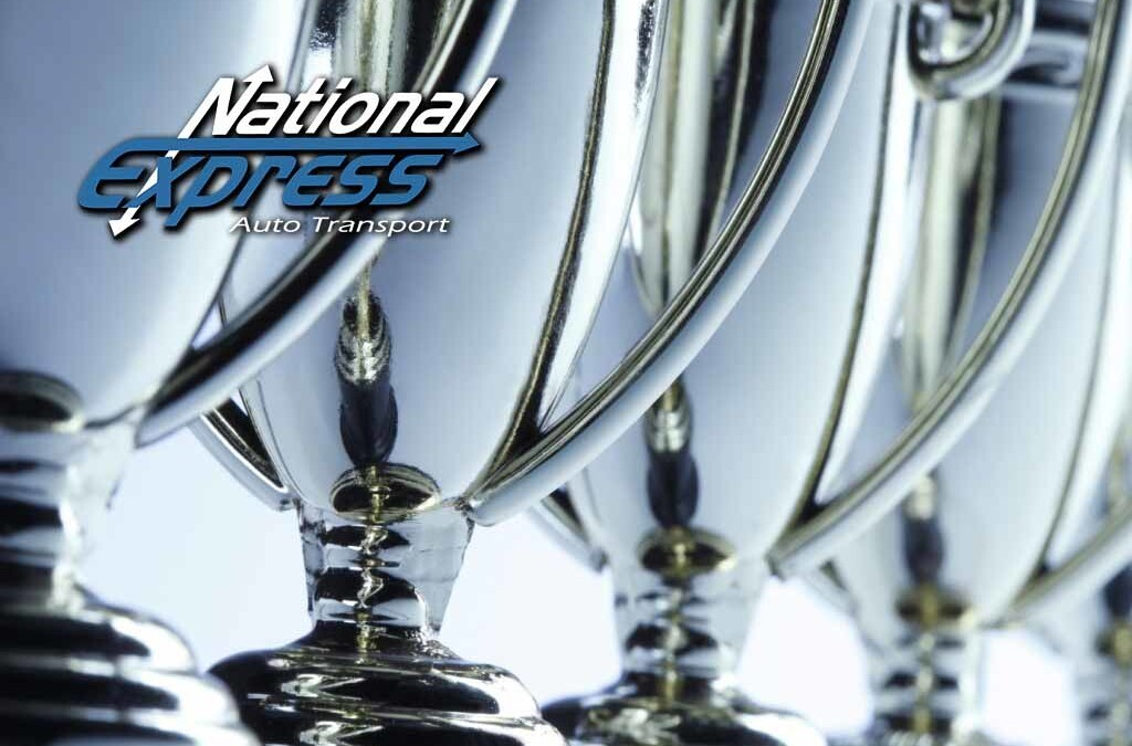 National Express Receives Accolades from the Logistics Community