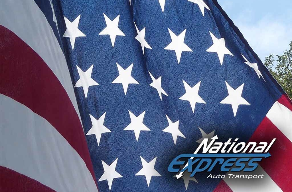 Happy 4th of July from National Express