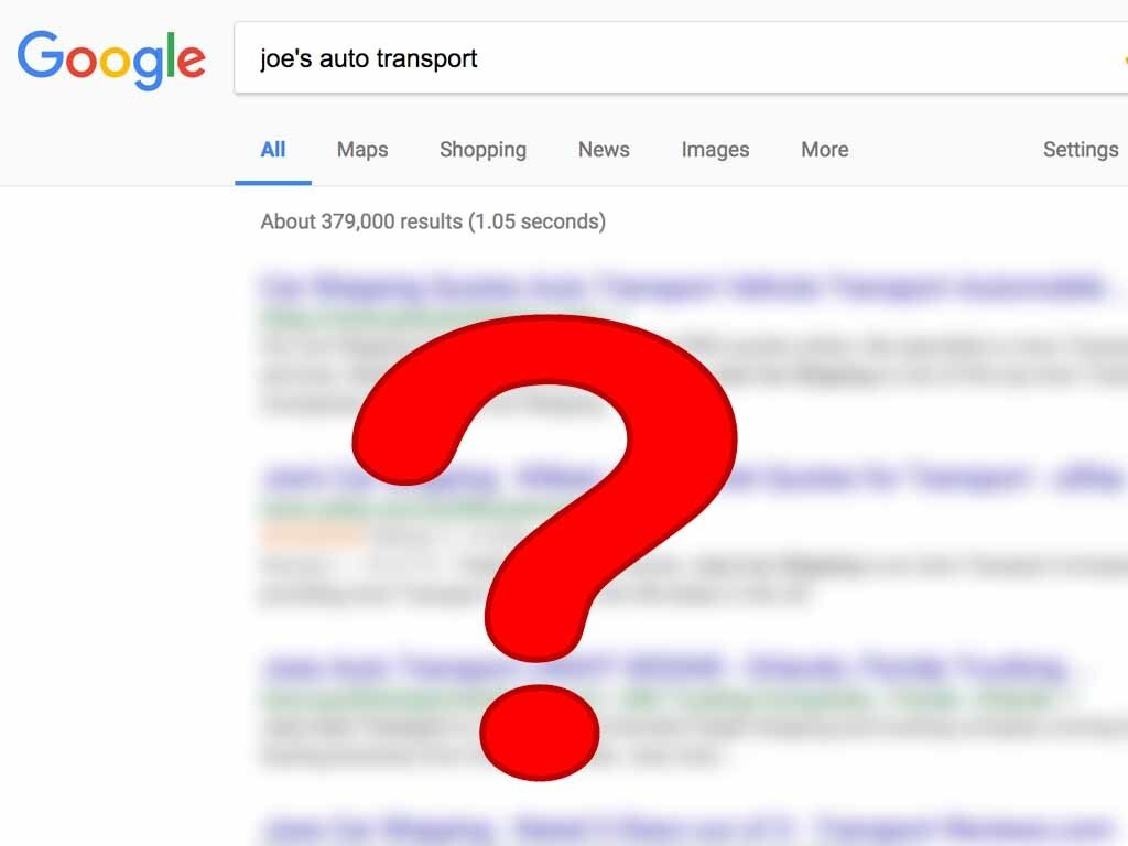 unknown auto transport companies