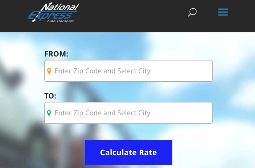 Introducing Instant Quotes / Car Shipping Calculator