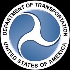 Department of Transportation (D.O.T) Logo