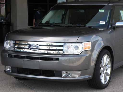 Ford Flex Raptor