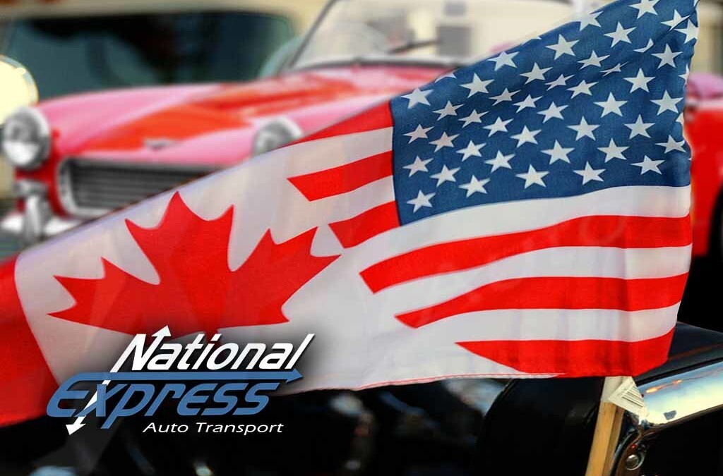 importing a car from canada to the us