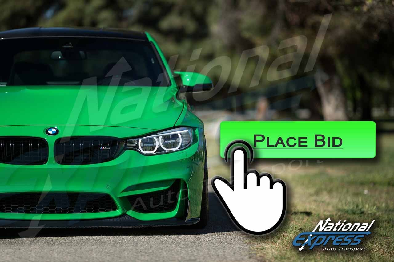 Best Online Car Auction Sites National Express