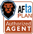 afta plan authorized agent